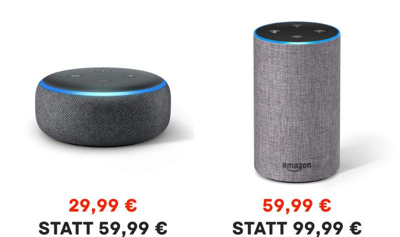 Amazon Echo Dot 3 unter 30 Euro