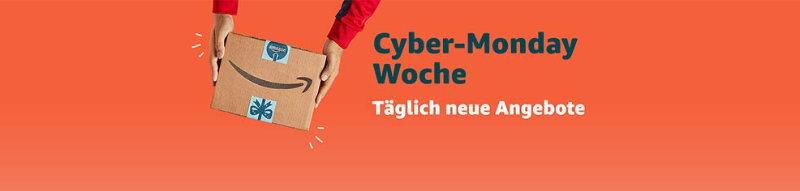 Cyber Monday Woche 2018 - Schnäppchen und Deals