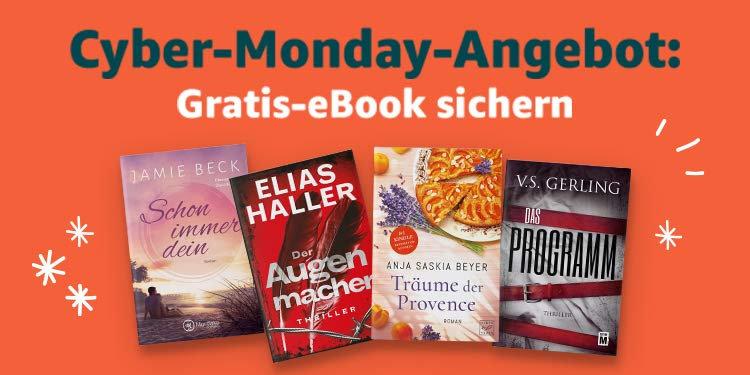Gratis eBook - Kostenloses eBook zur Cyber Monday Woche 2018