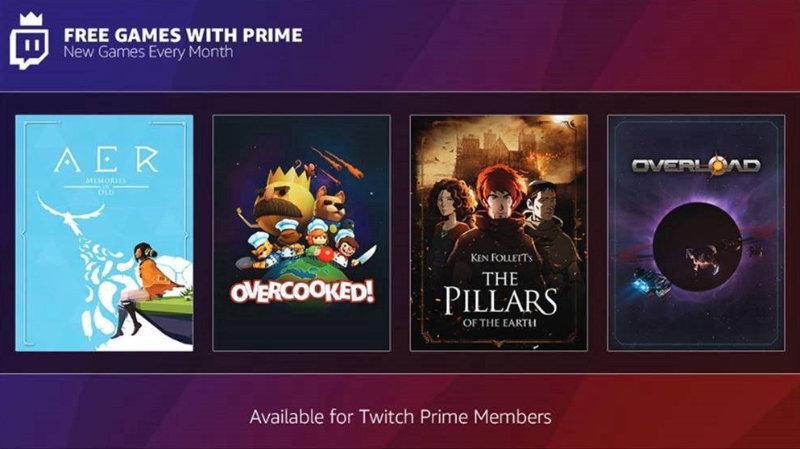 Spiele mit Prime - jeden Monate kostenlose Spiele - November 2018