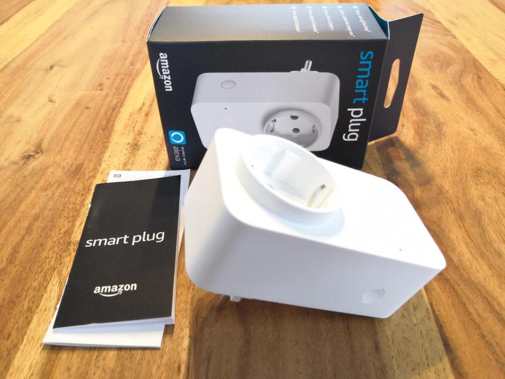 Testbericht Amazon Smart Plug - WLAN Steckdose / Zwischenstecker für Amazon Alexa