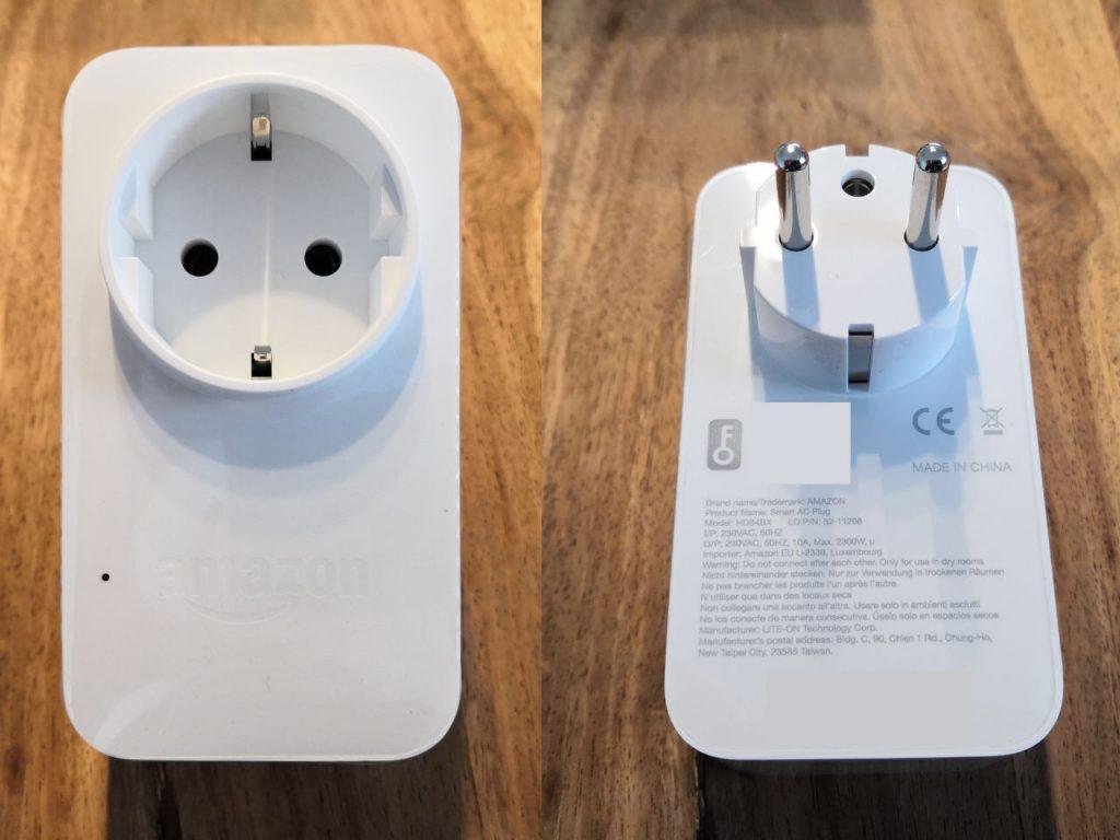 Testbericht - Amazon Smart Plug - schaltbare und programmierbare Steckdose für Alexa