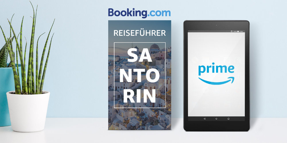 Amazon Prime-Mitglieder - doppelt sparen bei Buchungen über Booking.com
