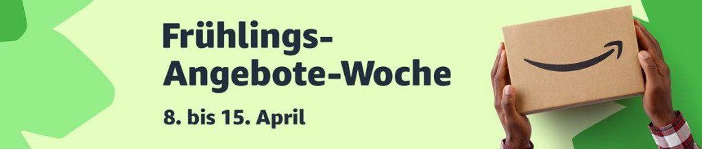 Frühlings-Angebote-Woche 2019 bei amazon.de