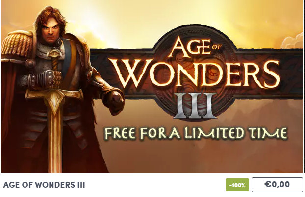 Age of Wonders 3 kostenlos -Humble Store