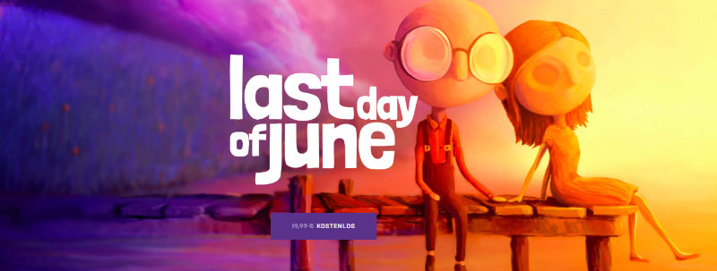 Last Day of June kostenlos - PC Spiel Download - Epic Store Games