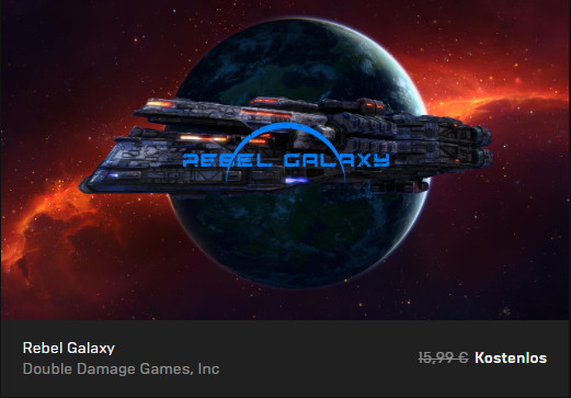 Rebel Galaxy kostenlos - PC Spiel Download - Epic Store Games