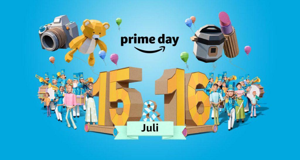 Übersicht Angebote Prime Day 2019 - Tag 1 - Liste der Angebote Technik