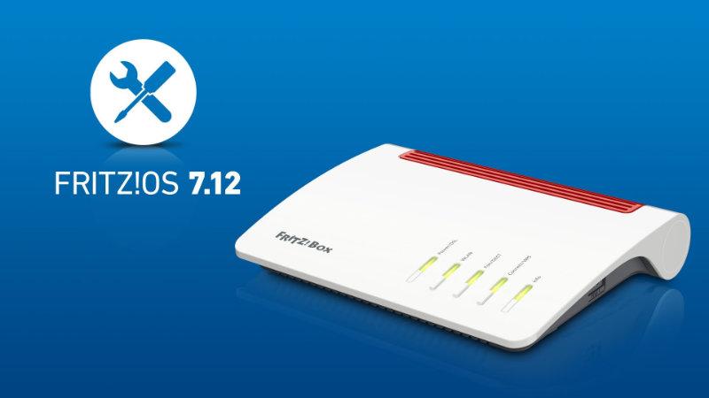 FRITZ!Box 7590 bekommt Update auf FRITZ!OS 7.12 - Probleme mit ISDN und Portfreigaben behoben