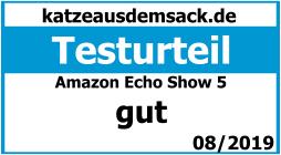 Testbericht - Amazon Echo 5 - Amazon Alexa mit Display - Test, Erfahrungsbericht, Review