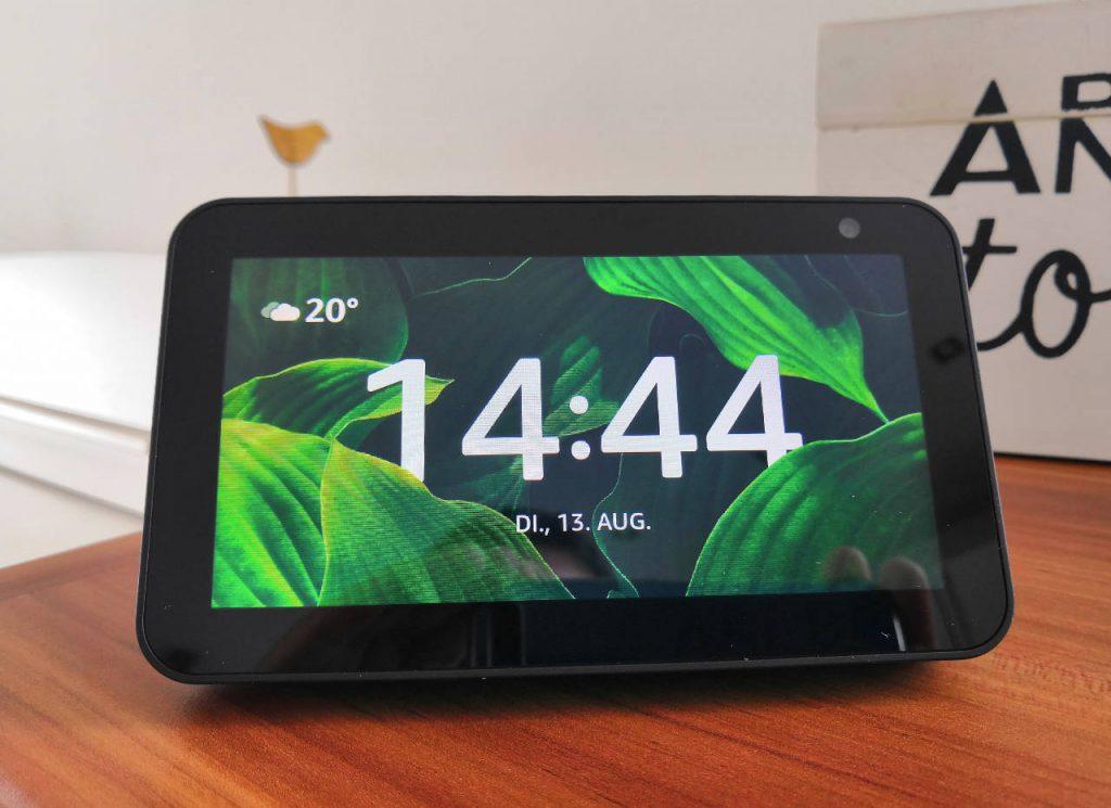 Amazon Echo Show 5 im Test - Welche Vorteile bringt der Bildschirm mit Alexa?