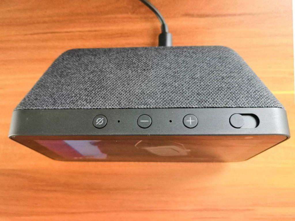 Amazon Echo Show 5 - Bedienung, Tasten und Funktionen