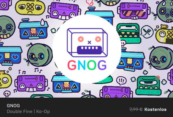 GNOG- PC/Mac-Spiel - Windows/MAC OS - Computerspiel kostenlos