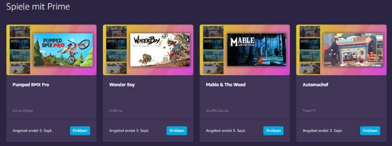 Twitch Prime in Amazon Prime enthalten - Kostenlos Spiele für den PC - Juli 2019