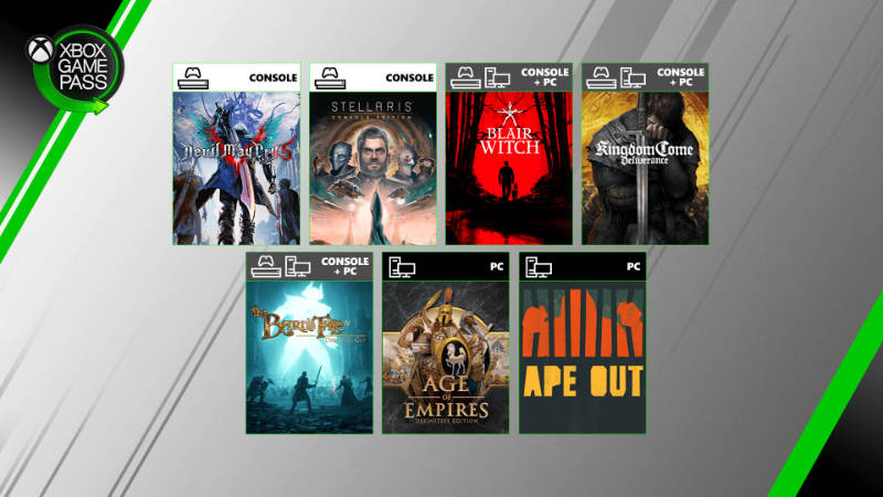 Xbox Game Pass- neue Spiele Gamescom - Unterschiede Game Pass Xbox und PC