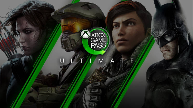 2 Monate Xbox Game Pass Ultimate - inkl. Xbox Live Gold für 2 Euro