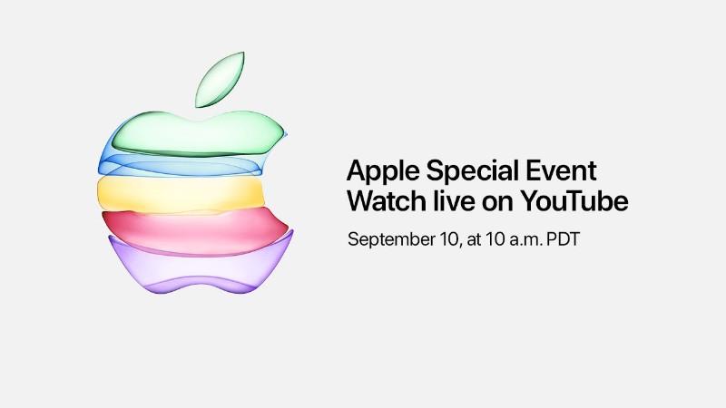 Livestream - Vorstellung iPhone 11 (XI/Pro/Max) - 10. September 19 Uhr