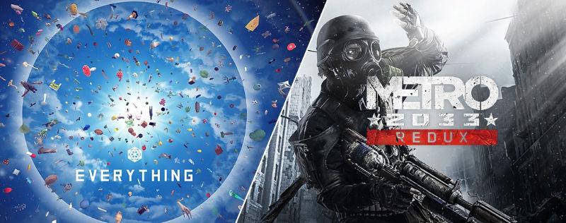 Metro: 2033 Redux und Everything kostenlos - Spiele gratis für Euren Windows-PC