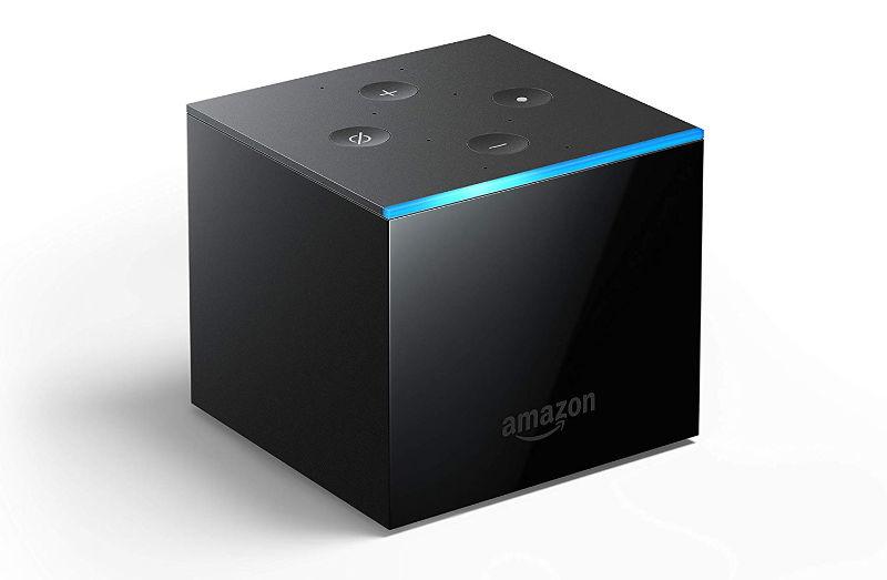 Fire TV Cube - Mischung aus Amazon Echo und Fire TV jetzt auch in Deutschland