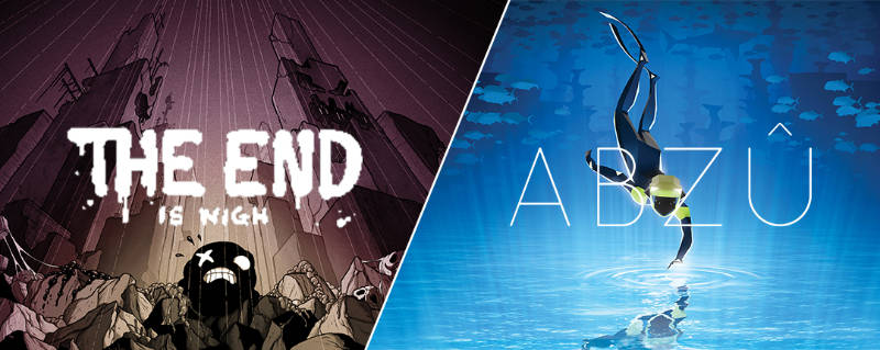 The End is Nigh (PC) und ABZU (PC) kostenlos - Games gratis für Euren Windows-PC