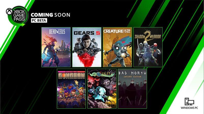 Xbox Game Pass - Neue Spiele im September für den PC (Windows)