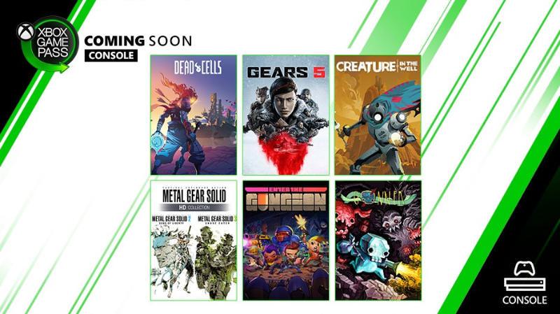 Xbox Game Pass - Neue Spiele im September für die Xbox One Konsole