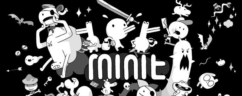 Minit - PC/MAC Spiel - Windows/MacOS- Computerspiel kostenlos
