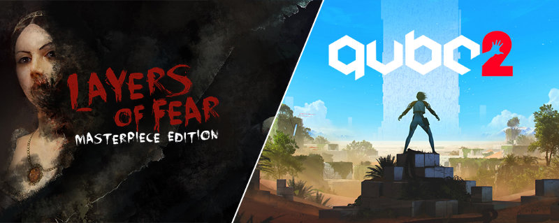 Q.U.B.E 2 (Windows) und Layers of Fear (Windows/Mac) kostenlos - Spiele gratis für Euren Windows-PC/Mac