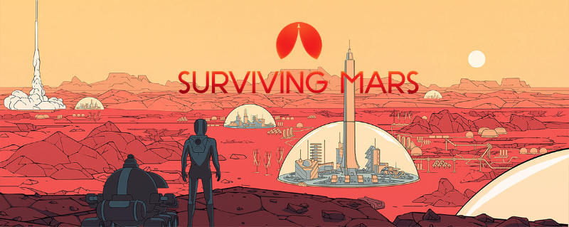 Surviving Mars - PC/MAC Spiel - Windows/MacOS- Computerspiel kostenlos