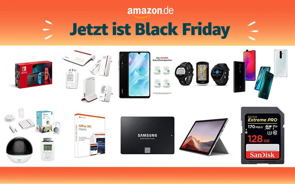 Black Friday Woche 2019 - Schnäppchen und Deals - Tag 8 - 29. November