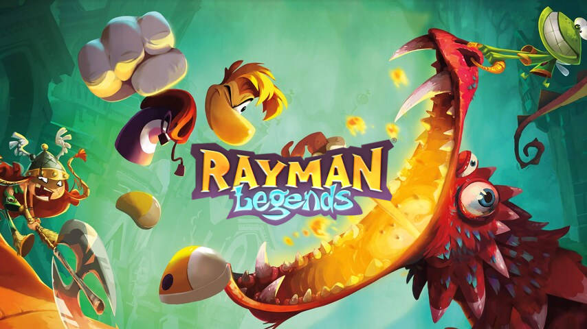Rayman Legends Jump & Run / Plattformer kostenlos