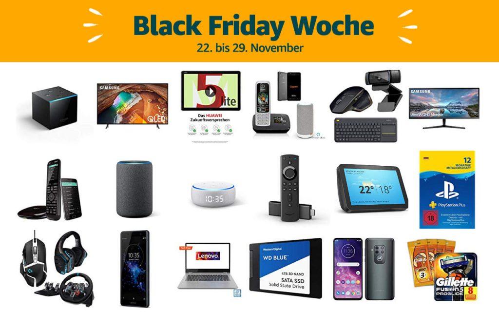 Black Friday Woche 2019 - Schnäppchen und Deals - Tag 5 - 26. November
