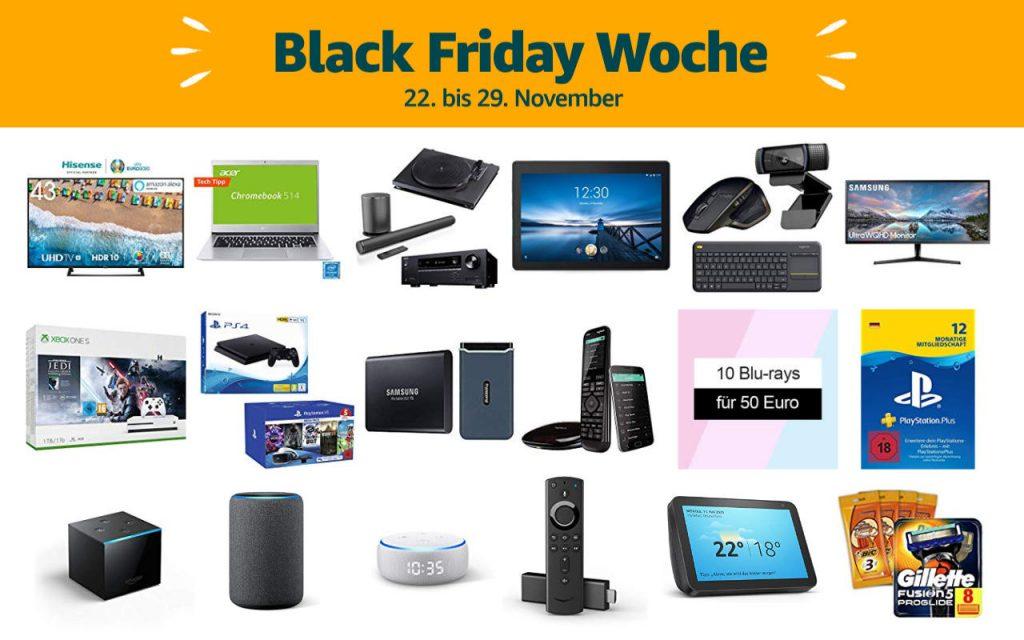 Black Friday Woche 2019 - Schnäppchen und Deals - Tag 6 - 27. November