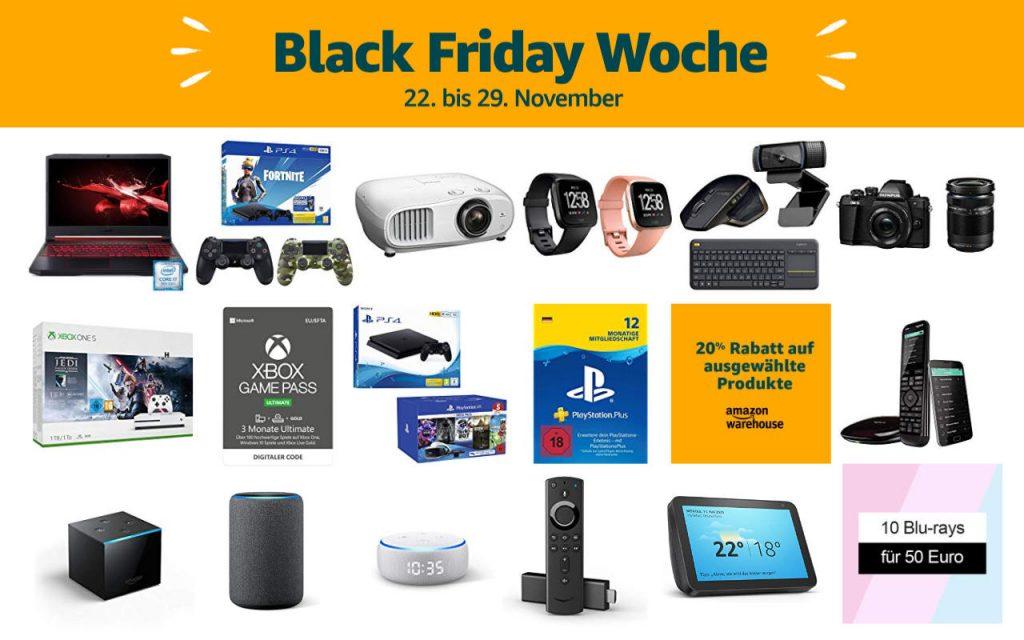 Black Friday Woche 2019 - Schnäppchen und Deals - Tag 7 - 28. November