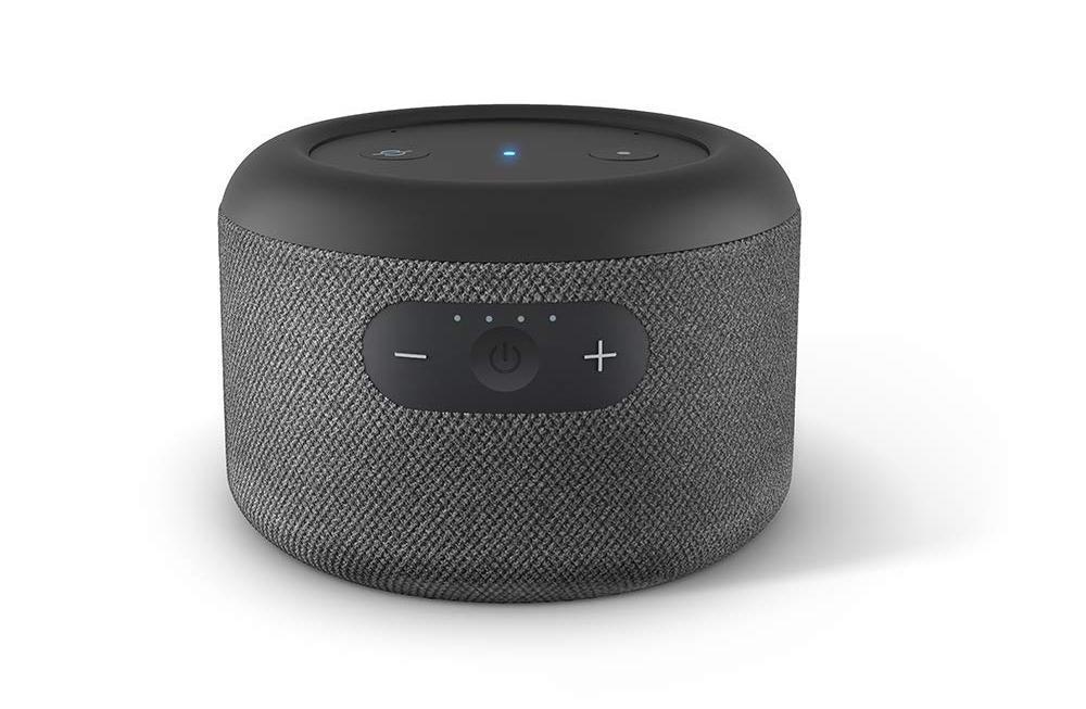 Amazon Echo Lautsprecher mit Akku - Echo Input Portable