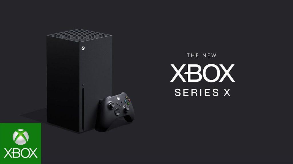 Neue Xbox Konsole vorgestellt - Xbox Series X 2020