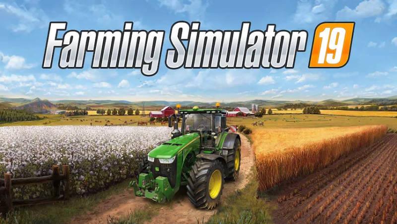 Landwirtschafts-Simulator 19 kostenlos - Januar 2020