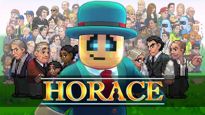 Horace von 5ß5 Games kostenlos - Januar 2020