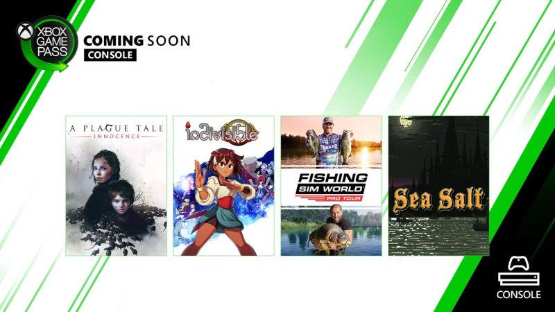 Xbox Game Pass - weitere neue Spiele im Januar 2020 - A Plague Tale - Innocence und mehr