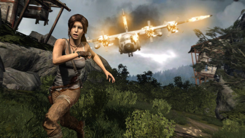 Tomb Raider und Lara Croft and the Temple of Osiris - Steam - PC-Spiele kostenlos
