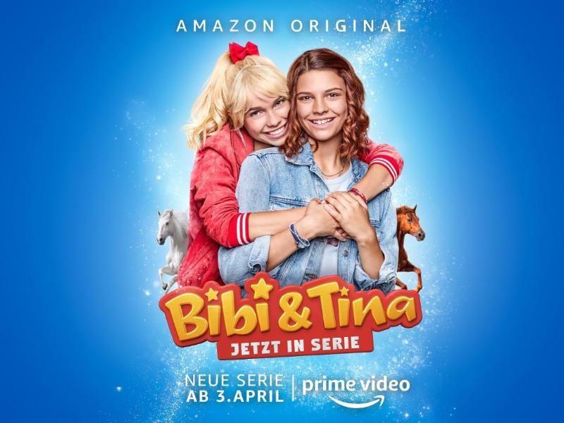 Bibi & Tina - Amazon Originals - am Startwochenende kostenlos