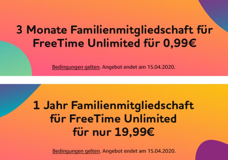 FreeTime Unlimited - Tablet oder Smartphone Kindersicherung, Lernspiele, Apps, Hörbücher
