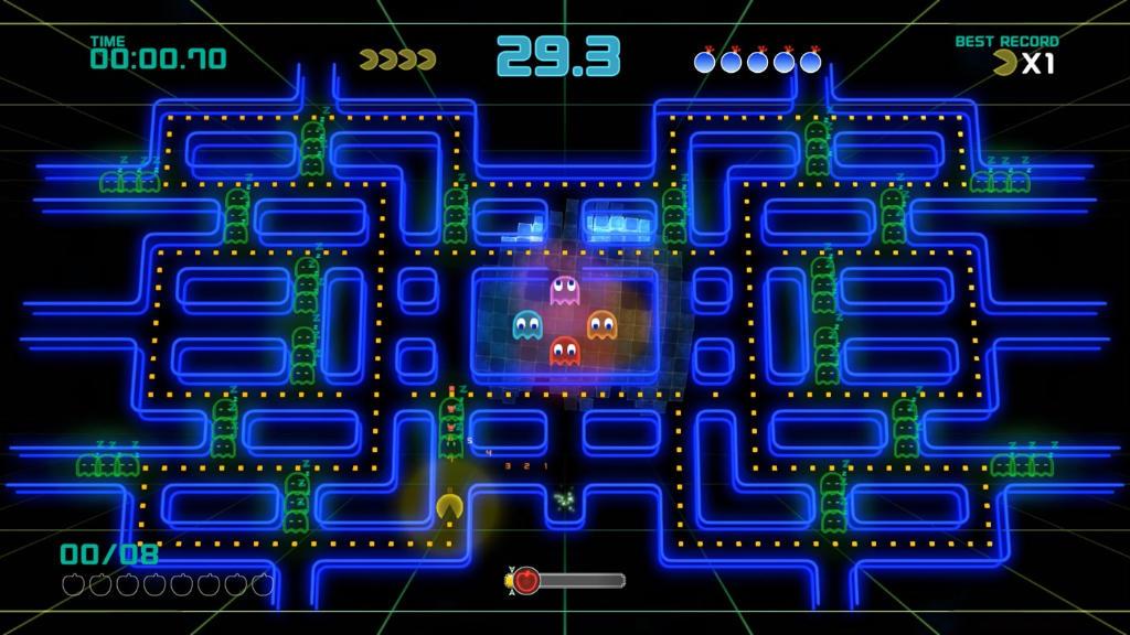 Pac-Man in moderner Form kostenlos für Konsolen und PC