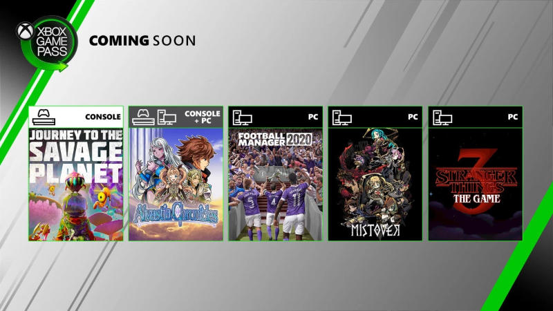 Xbox Game Pass - Neue Spiele im April für die Xbox One Konsole und PC