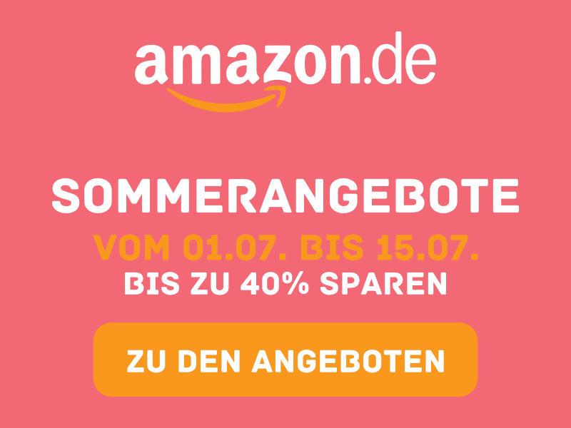 Amazon Sommerangebot im Juli 2020 - Blitz- und Tagesangebote