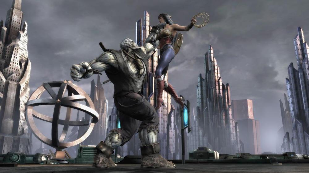 Injustice: Götter unter uns – Ultimate Edition kostenlos für PC, Xbox 360 (Xbox One) und PlayStation 4