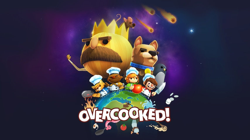 Overcooked kostenlos beim Epic Mega Sale
