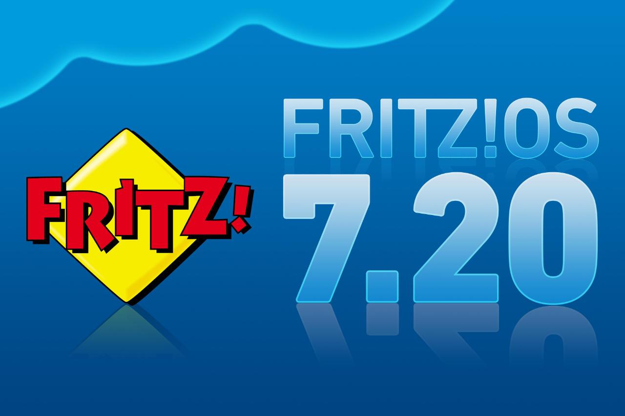 Finale Version von FRITZ!OS 7.20 für FRITZ!Box 7590 - weitere Modelle wie die FRITZ!Box 7490 folgen