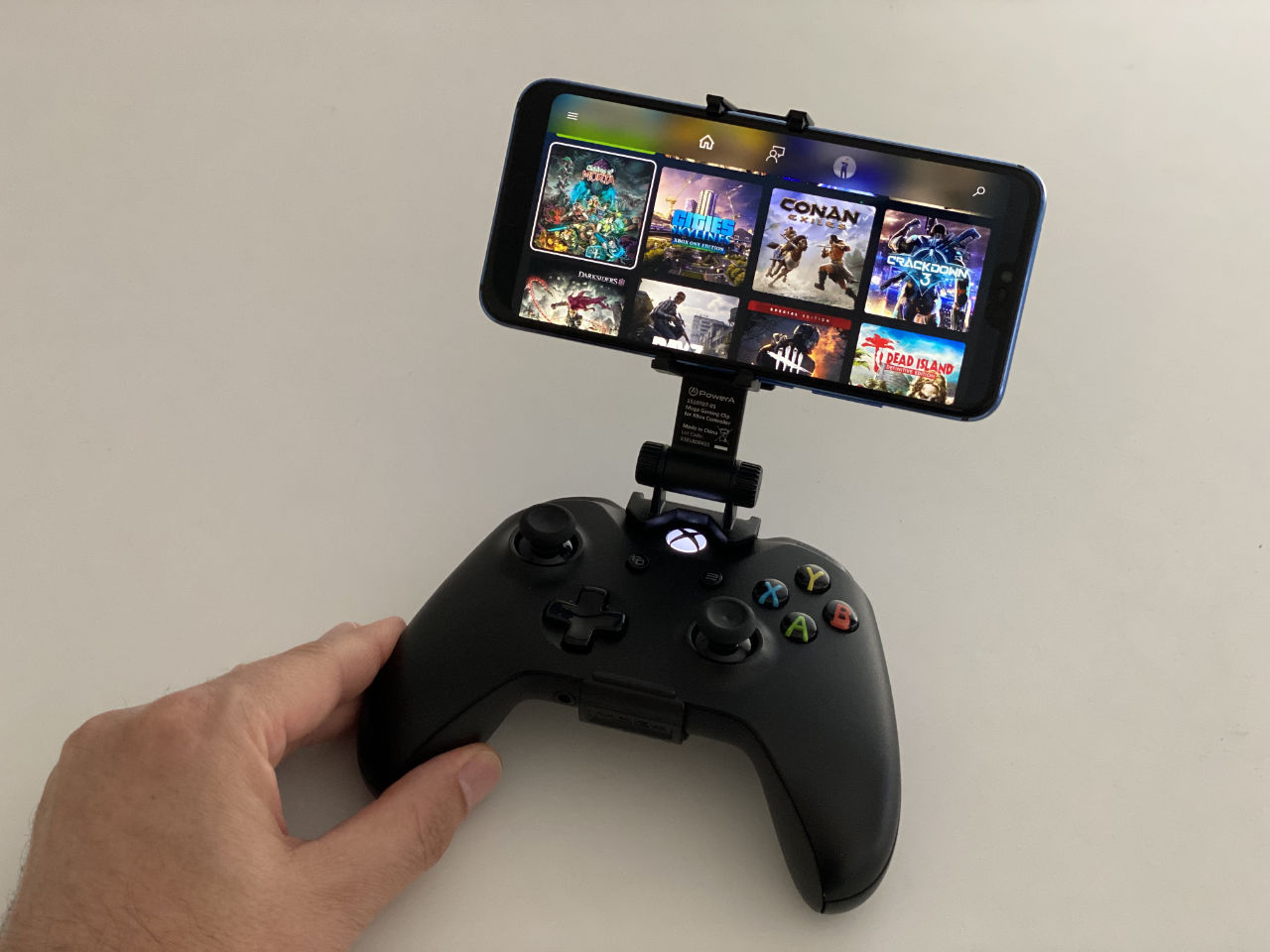 Project xCloud - Xbox Spiele aus der Cloud auf Smartphone und Tablet