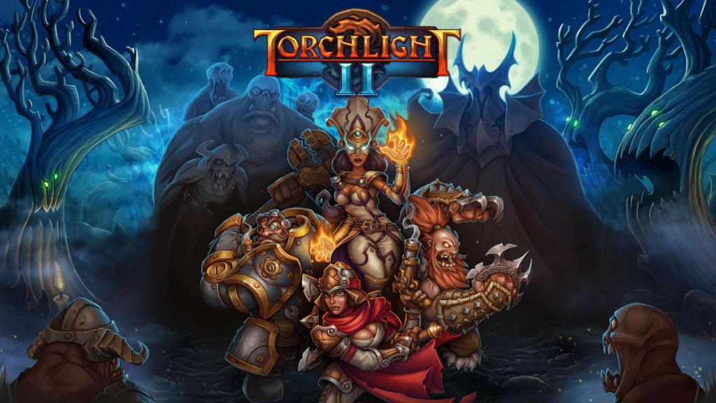 Torchlight II kostenlos bis zum 23.07. (Windows/Mac) kostenlos - Epic Games Store